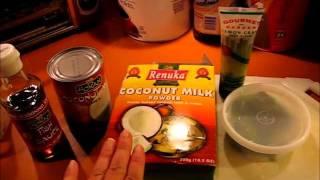 Tom Kha Gai (Coconut Lemongrass Soup)