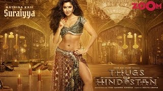 Aamir Khan unveiled Katrina