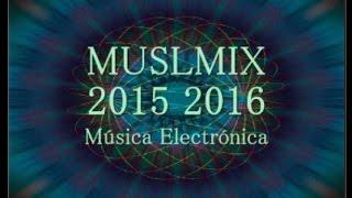 Música Electrónica  MINIMAL TECHNO - Video Psicodélico. 2016 set