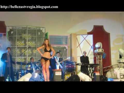 Ruth Natera Chica Televisa 09 Bikini Programa 3