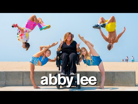 Dance Moms Minis vs Extreme Acrobats ft Lilly & Ellie