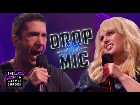 Xxx Mp4 Drop The Mic V David Schwimmer And Rebel Wilson 3gp Sex