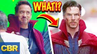 Will Tony Stark Learn Dr. Strange Mystic Tricks In Marvel