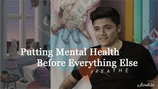Interview: The Man behind 'The Artidote' Puts Mental Health Before Everything Else