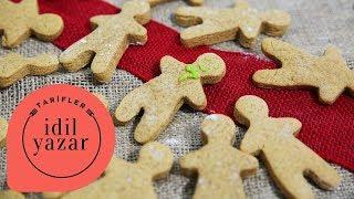 Tarçınlı Zencefilli Kurabiye | Gingerbread Cookies | İdil Yazar ile Yemek Tarifleri