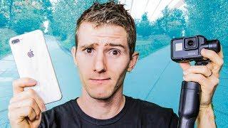 iPhone 8 vs. GoPro Hero 6 Black - Review