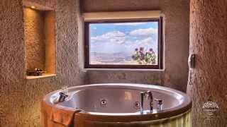 Museum Hotel Cappadocia - Official video - The best luxury boutique cave hotel in Cappadocia