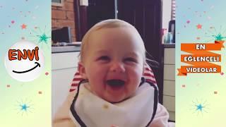 En Komik Bebek Gülüşleri 👶 Komik Bebekler