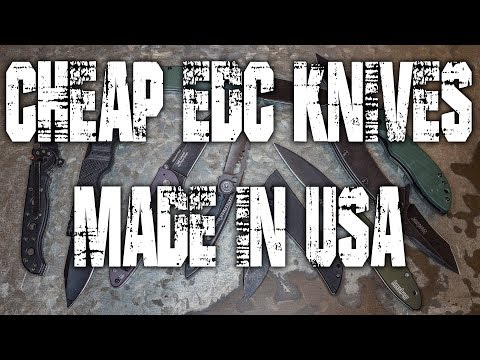 Xxx Mp4 TOP 2 BEST EDC Knives Under 40 And Made In USA 3gp Sex