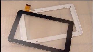Démontage / Réparation / Changement écran tactile polaroid 7 pouces