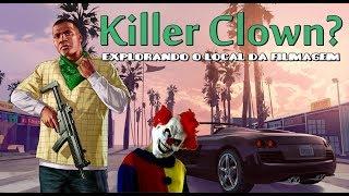 Palhaço Assassino no Prédio Abandonado - GTA V - PC