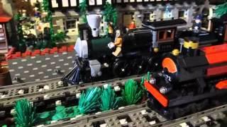LEGO® Set 79111: Lone Ranger Train Motorized