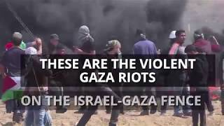 Hamas' Orchestrated Campaign of Terror Against Israel in Gaza
