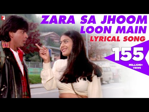 Xxx Mp4 Lyrical Zara Sa Jhoom Loon Main Song With Lyrics Dilwale Dulhania Le Jayenge Anand Bakshi 3gp Sex