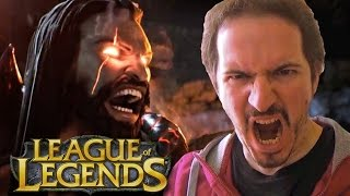 LEAGUE OF LEGENDS: A TWIST OF FATE - Cinematic Trailer REACTION & REVIEW
