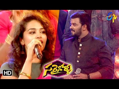 Xxx Mp4 Girls VS Boys Songs Performance Sarrainollu ETV Dasara Special Event 18th Oct 2018 3gp Sex