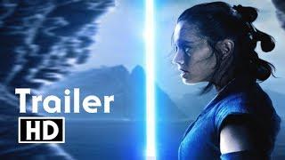 "NEW Star Wars 8 : Episode VIII - The Last Jedi - (2017) TRAILER #2 Tribute ""Rey"" - Daisy Ridley"