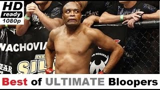 ★ UFC best of ULTIMATE funny Bloopers and Fails ★
