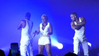 Mary J. Blige - Real Love & You Remind Me (Essence Music Festival 2014)