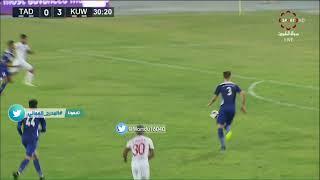 الدوري الكويتي أهداف مباراة التضامن 0 × 5 الكويت لموسم 2019/2018
