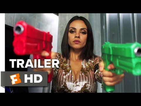 Xxx Mp4 The Spy Who Dumped Me Trailer 1 2018 Movieclips Trailers 3gp Sex