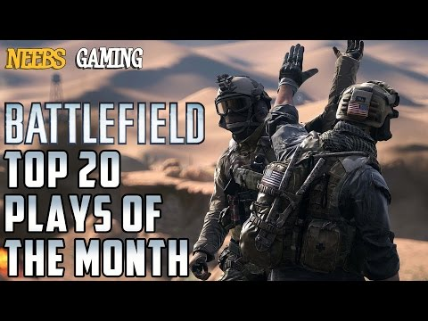 watch Battlefield Top 20 Plays of the Month