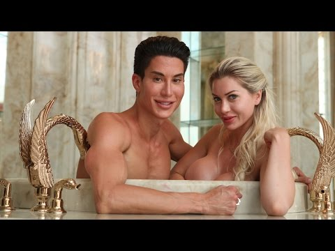Xxx Mp4 Pixee Fox And Justin Jedlica Are The Real Life Barbie And Ken HOOKED ON THE LOOK 3gp Sex