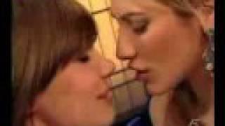 Celia Blanco beija fã
