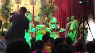 Most Amazing Hare Krishna Kirtan!!!! Deity Inauguration ISKCON NJ(12)