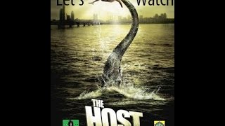 The Host 2006 Korean Horror English Dubbed Let's Watch! with Max a Million and Dollface Gamer