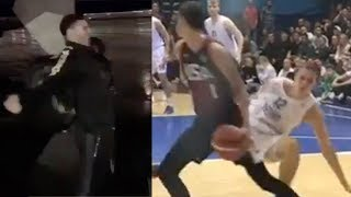 Lamelo Ball's INSANE New Signature SPIN MOVE! Lonzo Does PERFECT Michael Jackson Impersonation!