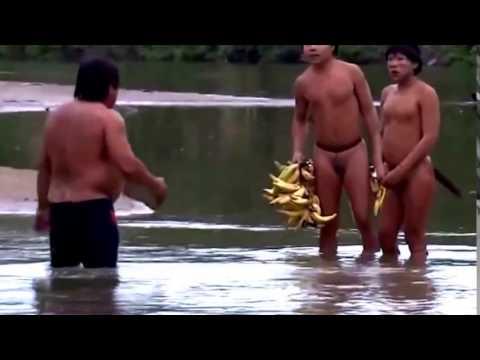 budaya telanjang suku pedalaman