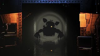 Replace Foxy with...?   FNAF 2 Mod