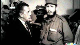 Fidel Castro Interview on Ed Sullivan - 1959