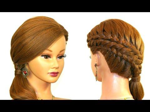 Xxx Mp4 Braided Hairstyle For Medium Long Hair Tutorial 3gp Sex