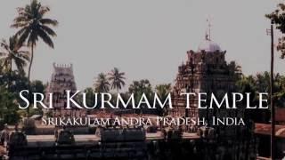 KURMA AVATAR - Sri Kurmam Temple - (Tortoise) The second incarnation of Lord Vishnu