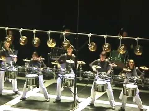 BLAST! Drumline and Rack at Disneyland's Cal Adventure