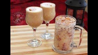മലബാർ പാൽ പിഴിഞ്ഞതും അവിൽ മിൽക്കും   Malabar Paal Pizhinjath & Avil milk shake