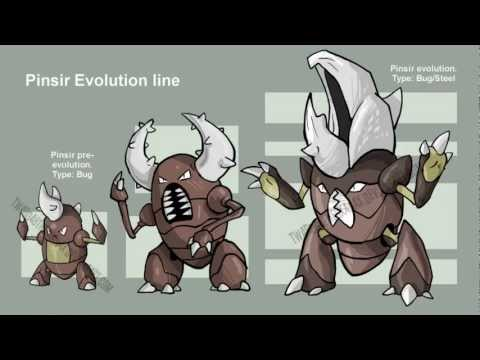 Pokemon X and Y New Pokemon Predictions & Expectations Part 1