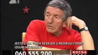 Nocna Mora -  Zasto Seva nece da ide u Moskvu