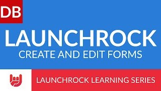 Creating and Editing Forms | Launchrock Landing Page Tool