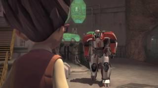 Transformers Prime - Episódio 14 - Parte 3 - Dublado