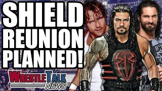 Shield Reunion Planned! WWE Raw DEBUT Announced! | WrestleTalk News Sept. 2017