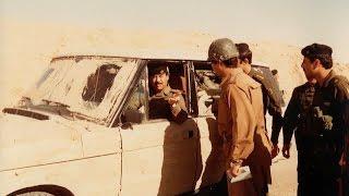 صدام حسين عام ١٩٨٢ في جبهات القتال فلم يعرض لأول مرة .. الجزء الأول  Saddam Hussein