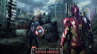 CAM Captain America: Civil War 2016