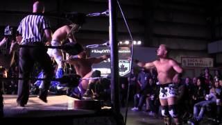 ECCW - Nelson Creed & Jeff Jarrett vs The Bollywood Boyz (Harv & Gurv Sihra)