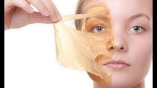 ماسك تقشير البشرة بطريقة طبيعية لازالة الجلد الميت وازالة كل عيوب البشرة