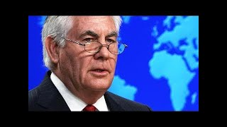 Trump To Rex Tillerson: YOU'RE FIRED