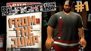 Def Jam Fight For NY Story Mode Part 1 - From The Jump (All Cutscenes)