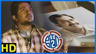 Ko 2 Movie Scenes   Bharath Reddy inquires about Bobby Simha's past   Bala Saravanan   John Vijay